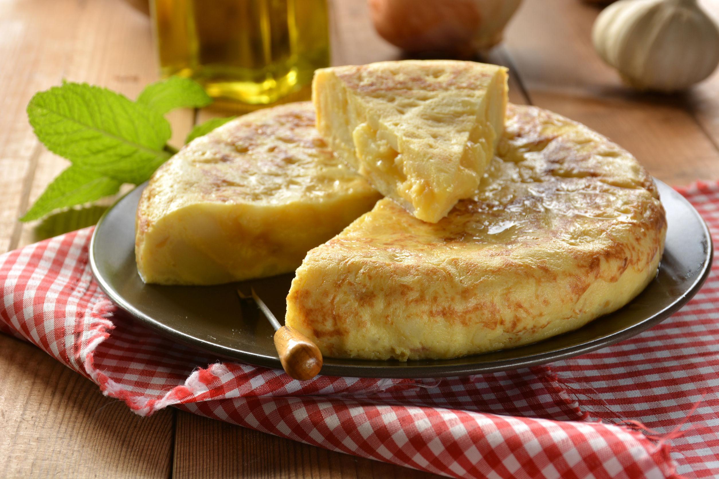 Ricetta Per Tortillas Spagnole.Tortilla Di Patate Spagnola La Ricetta E 5 Varianti Deabyday