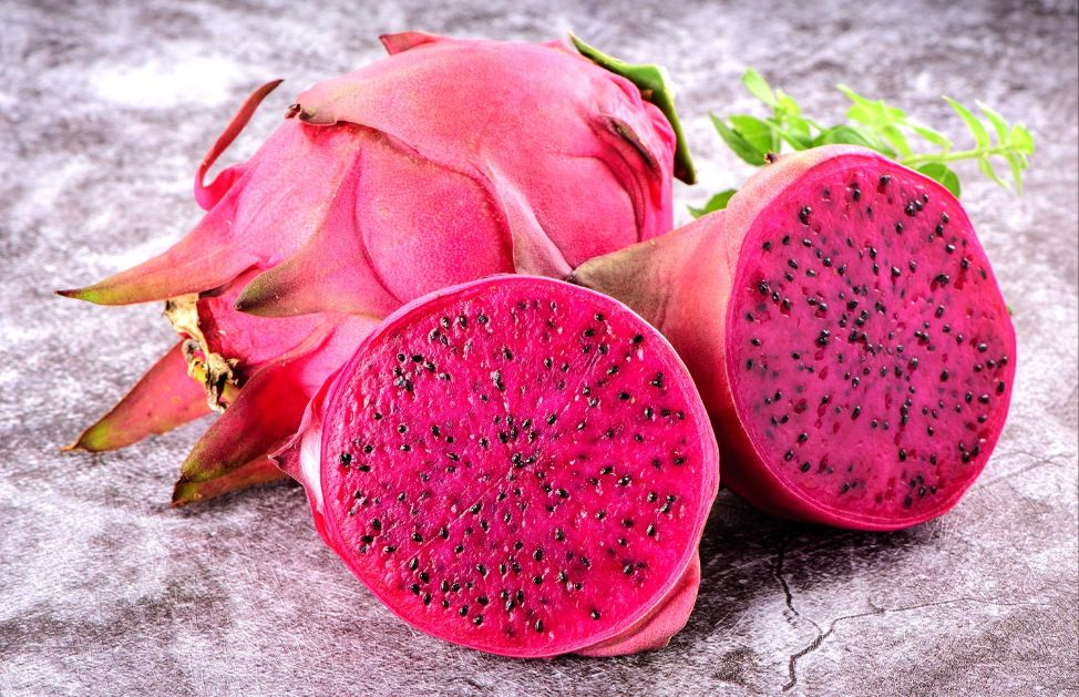 Quante calorie ha il dragon fruit?