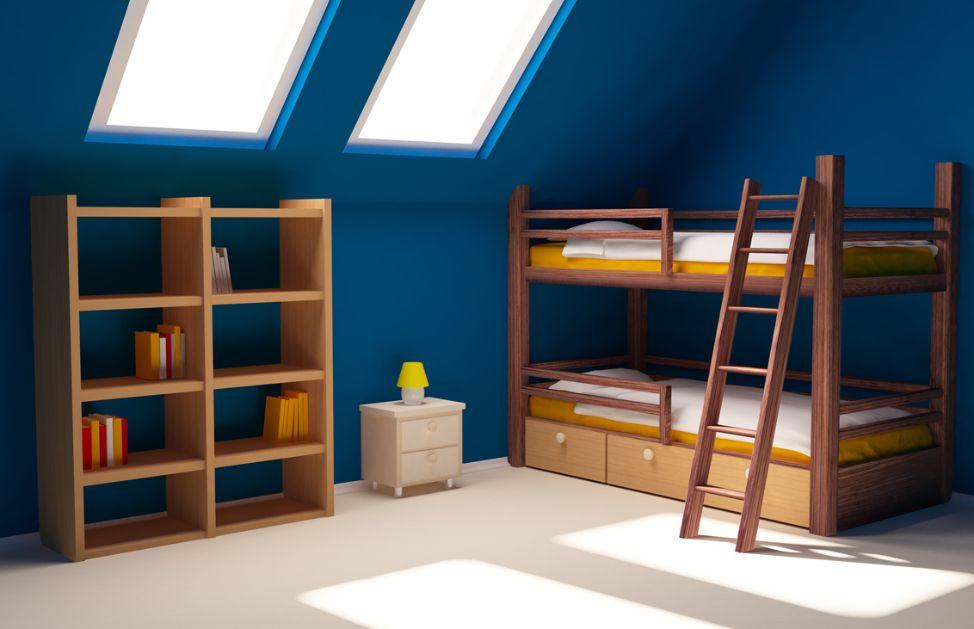 Come scegliere il letto a castello per la cameretta | DeAbyDay
