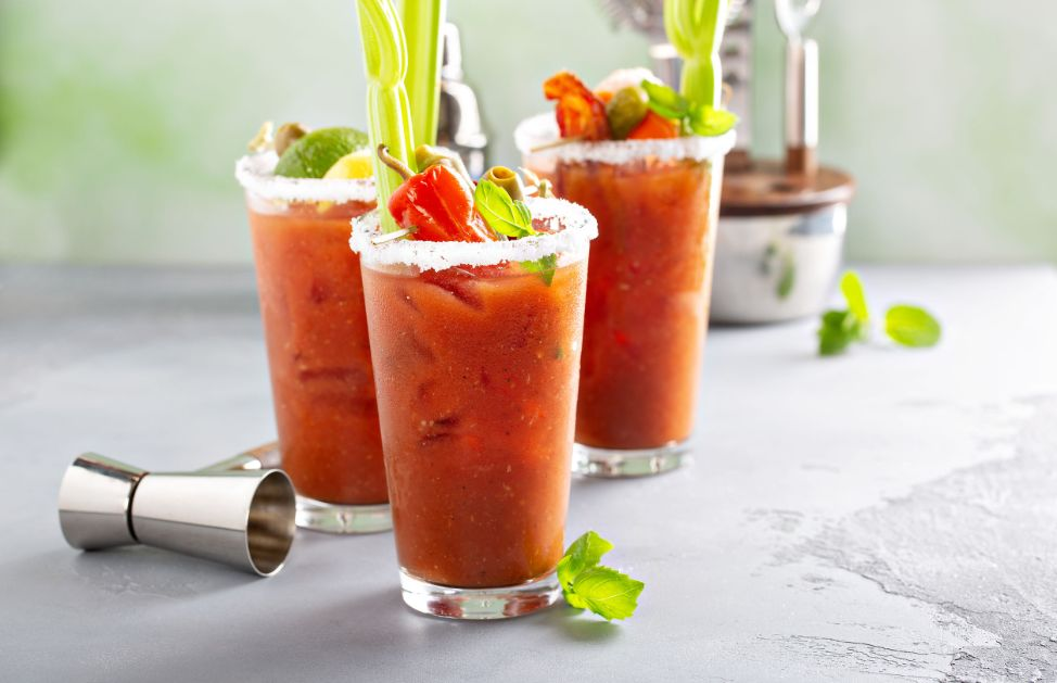 Come preparare il Bloody Mary