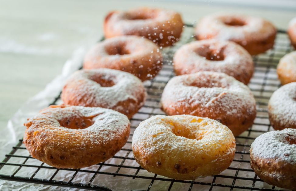 Come fare i donuts di patate