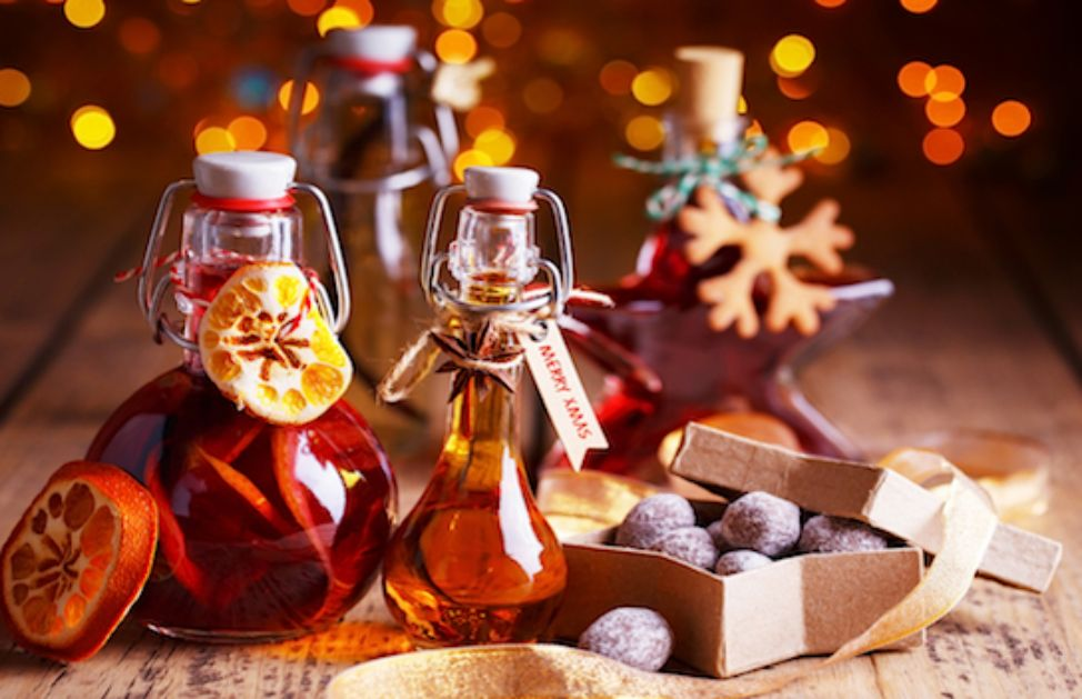 Idee Regalo Natale Fai Da Te Cucina.Come Realizzare I Regali Di Natale In Cucina Deabyday