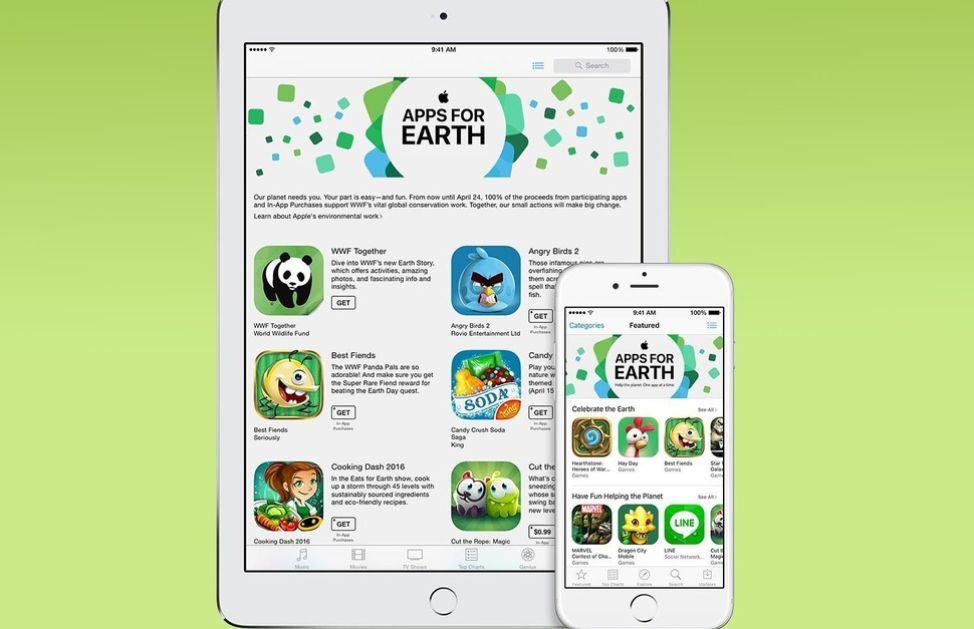 #AppsforEarth per l'Earth Day 2016