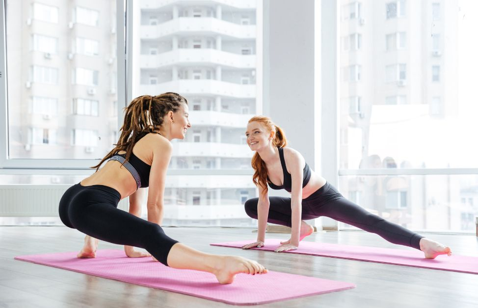 Addominali yoga in mezz'ora: il workout