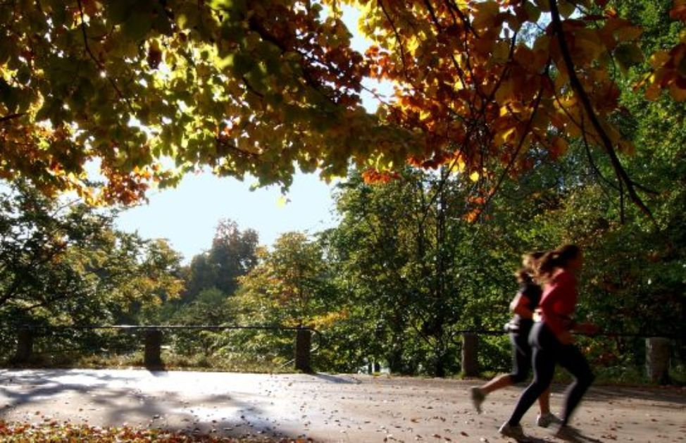Come allenarsi in autunno