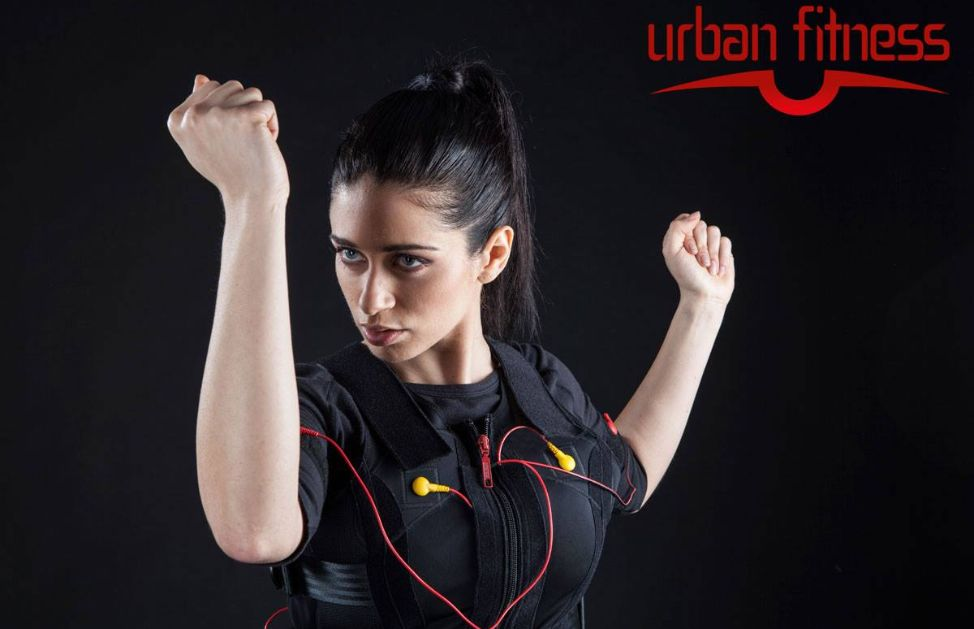 Urban fitness: in forma in 20 minuti!