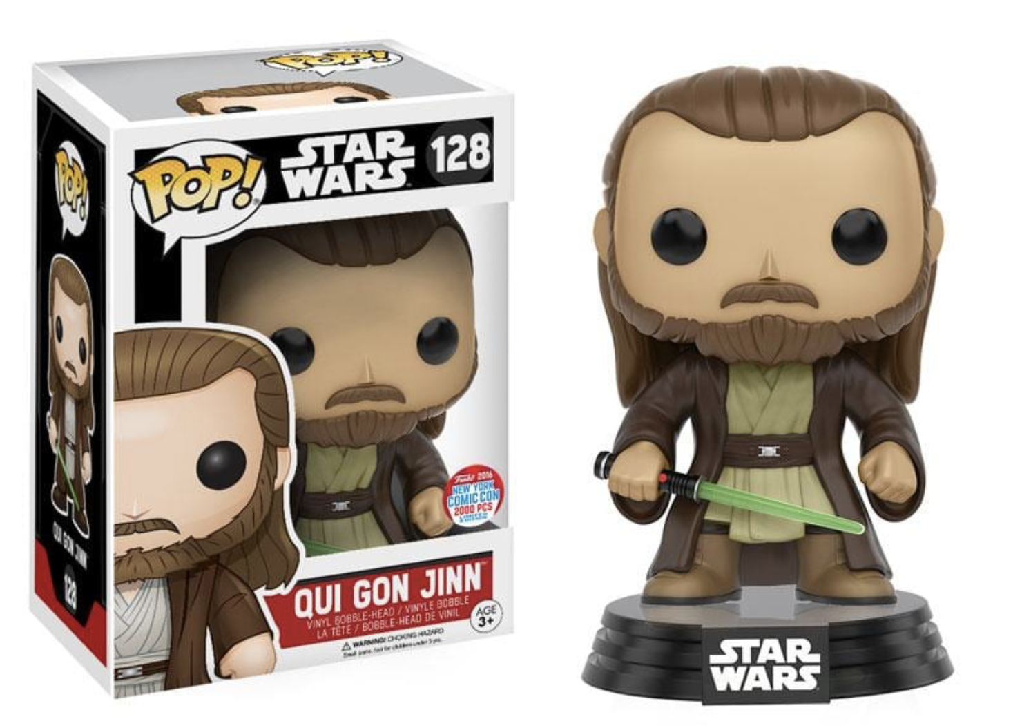 Funko Pop più costosi: Qui Gon Jinn