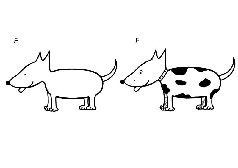 Come Fare Il Disegno A Matita Di Un Cane Deabyday