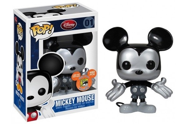 Funko Pop più costosi: Mickey Mouse