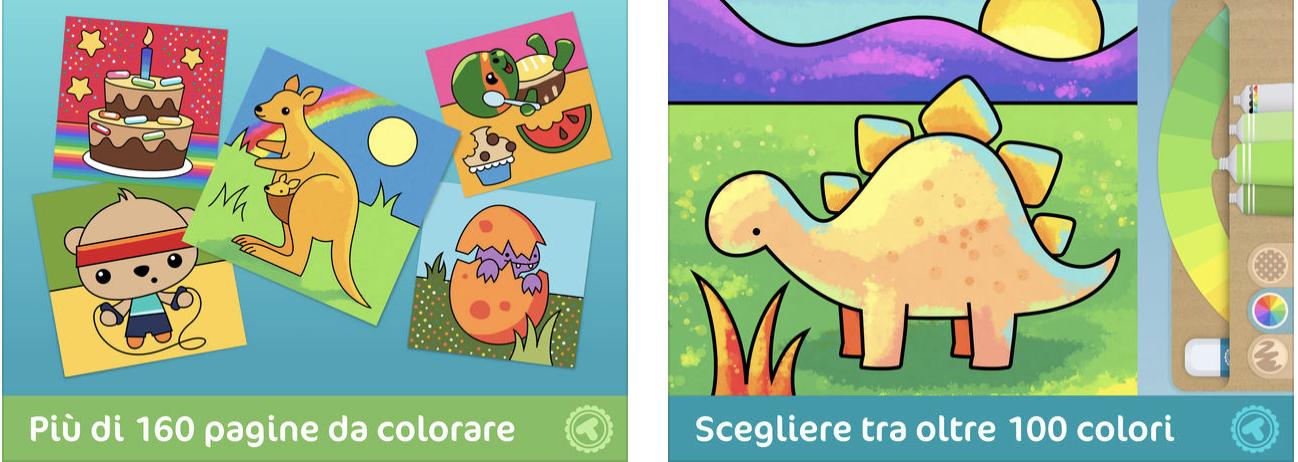 5 App Per Bambini Che Amano Disegnare Deabyday
