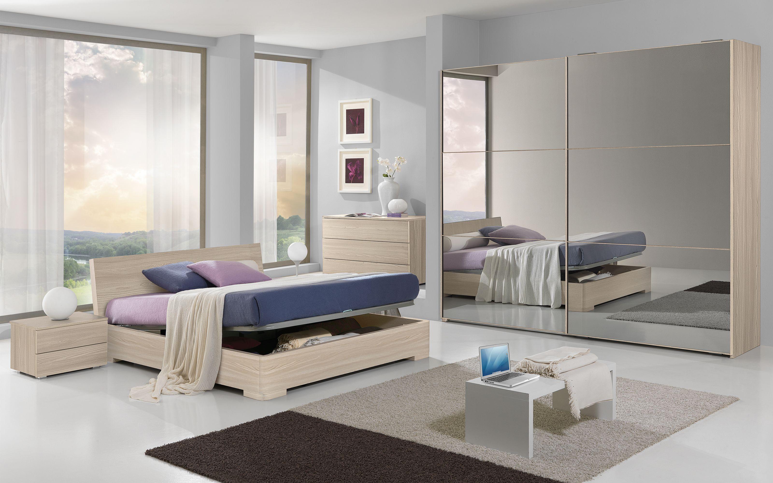 Arredare la camera da letto: 5 armadi di Mondo Convenienza ...
