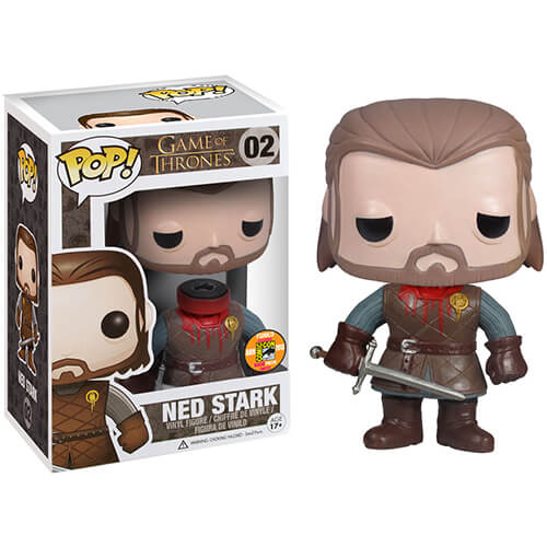 Funko Pop costosi: Ned Stark