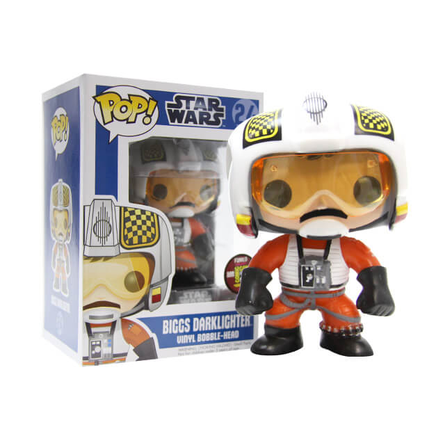 Funko Pop più costosi: Biggs Darklighter